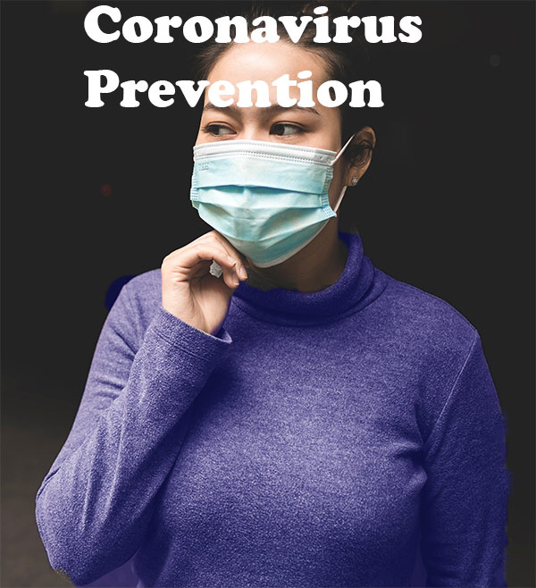 Coronavirus disease prevention