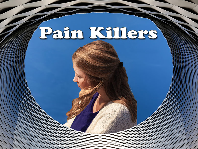 Painkillers - the kind and the effect